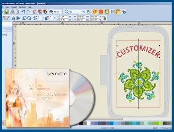 BERNINA AG - Bernette Customizer - Program do haftu